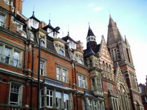 ロンドン旅行お散歩