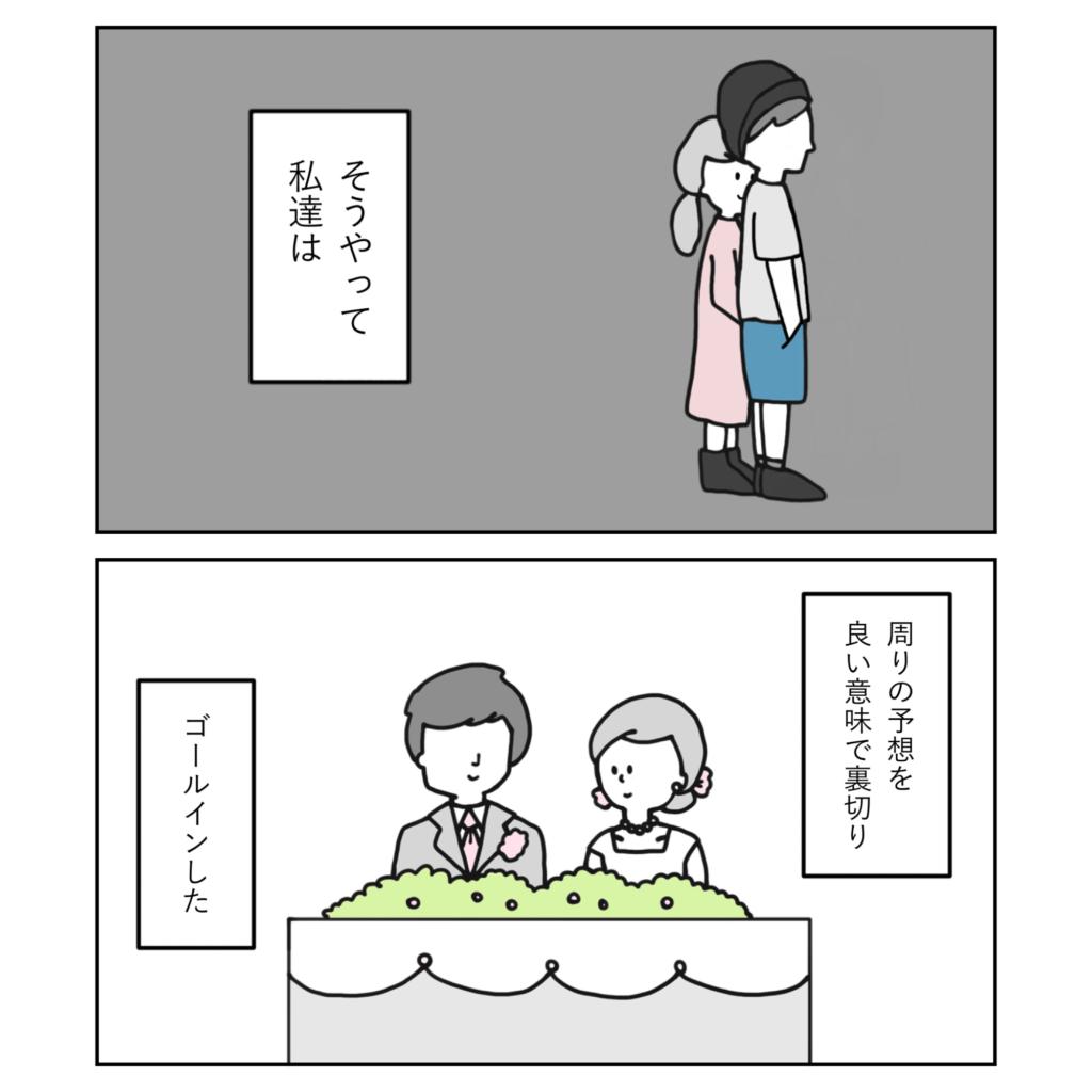 結婚への経緯 信用出来る人 夫婦 問題 女の子 女性 イラスト 漫画 いらすと