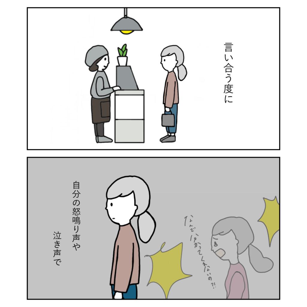 カフェ 考え事 悩み 一人かふぇ 女性 イラスト 漫画 いらすと 自分の怒鳴り声