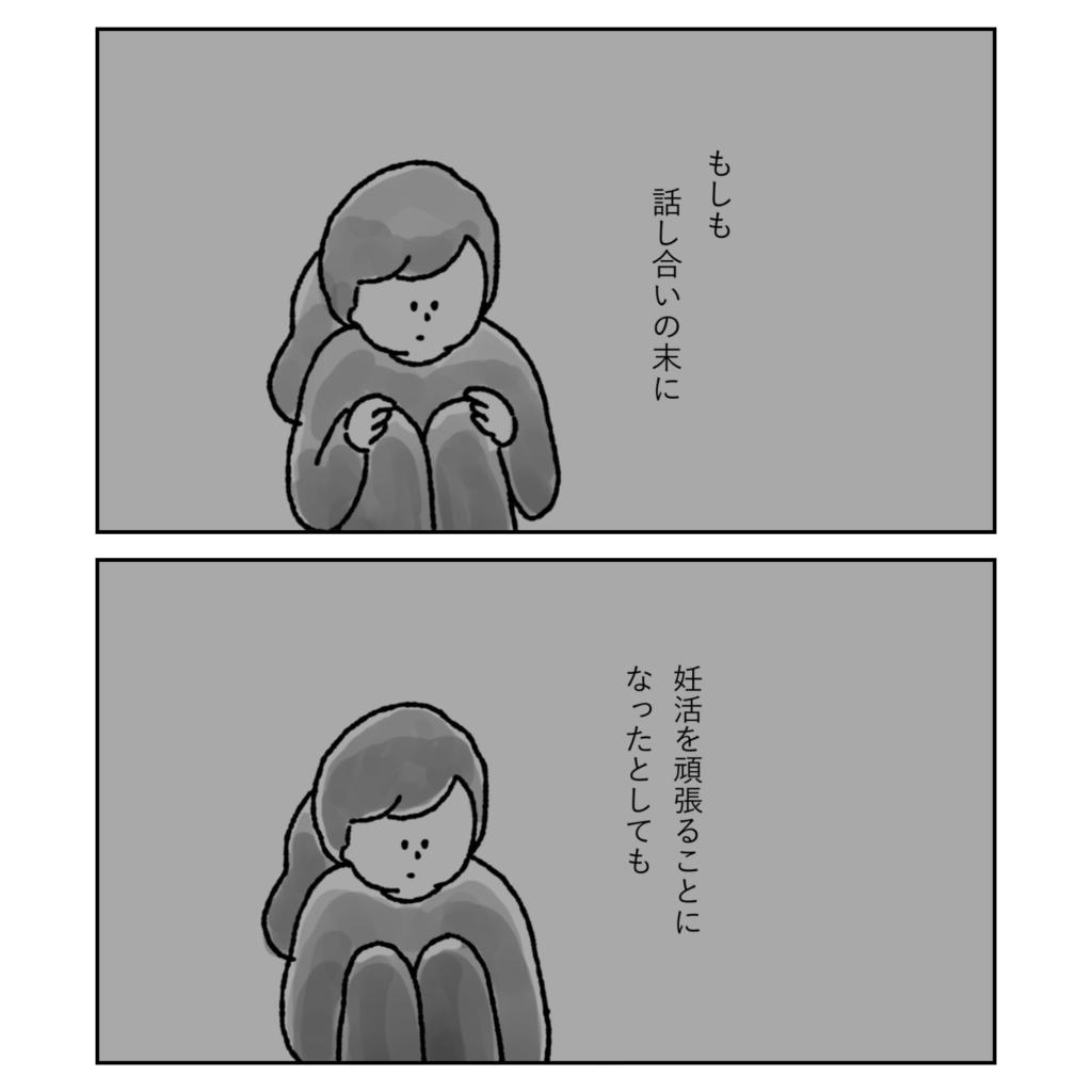 もしも話し合いの末に 夫婦 会話 不足 女性 イラスト 漫画 いらすと