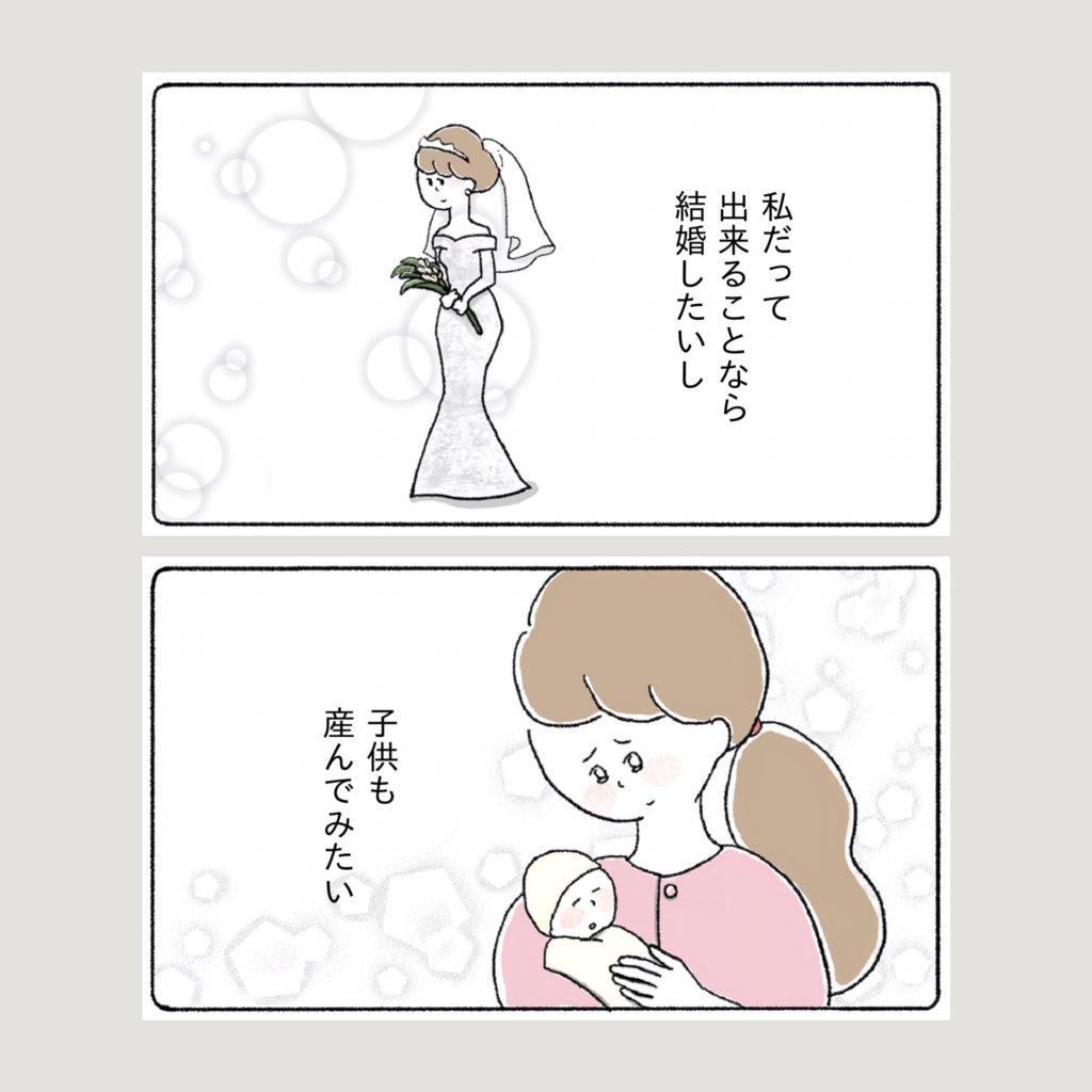 できる事なら結婚も出産もしたい アラサー女子 女の子 女性 イラスト 漫画